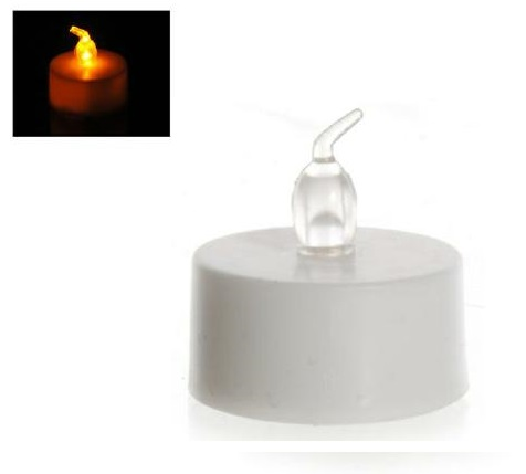 Świeczki Led mini 4szt