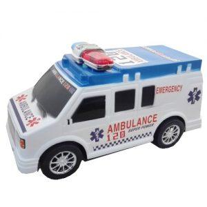 PH Demo Hurtownia Autko ambulans z napędem