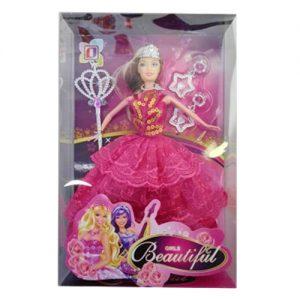 Lalka w sukni balowej