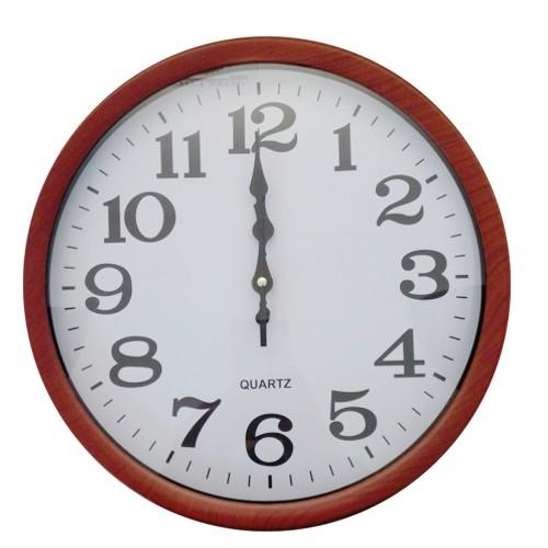 PH Demo Zegar na ścianę okrągły