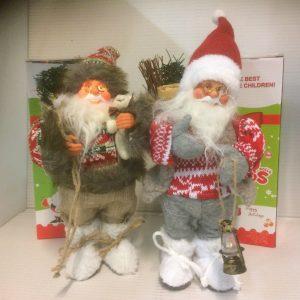 Mikołaj dekoracyjny z muzyką