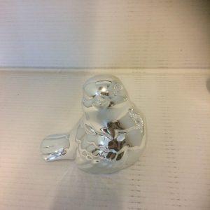 Ozdoba ptaszek porcelanowy mały