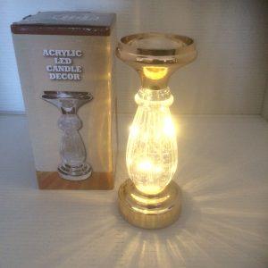 Lampion świąteczny świecący