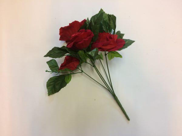 Kwiat bukiet róża welurowa