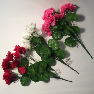Kwiat sztuczny mały bukiecik