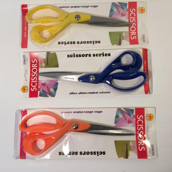 Nożyczki z plastikową rączką