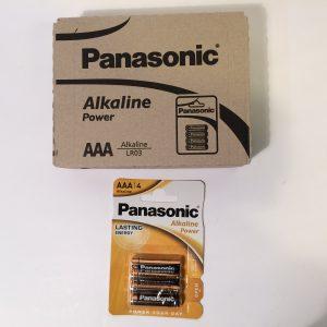 Baterie Panasonic AAA R3