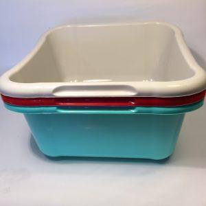 Miska plastikowa 8 litrów kwadratowa