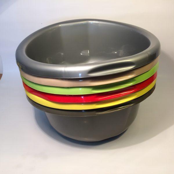 Miska plastikowa 8 litrów okrągła