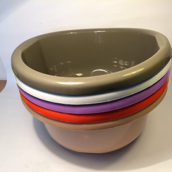 Miska plastikowa 11 litrów okrągła