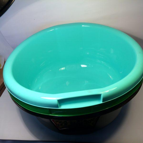 Miska plastikowa 20 litrów okrągła