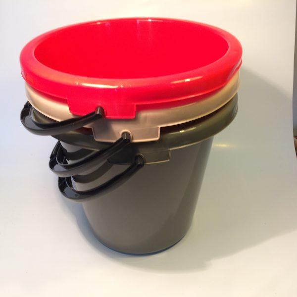 Wiaderko plastikowe 6 litrów