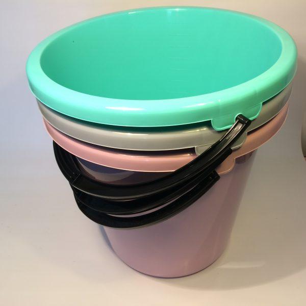 Wiaderko plastikowe 12 litrów