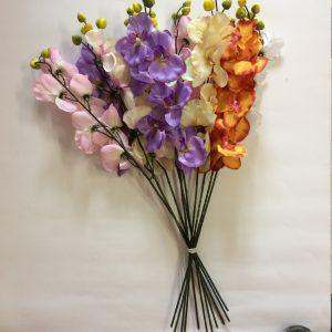 Kwiat sztuczny storczyk