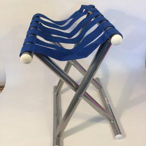 Krzesełko turystyczne składane