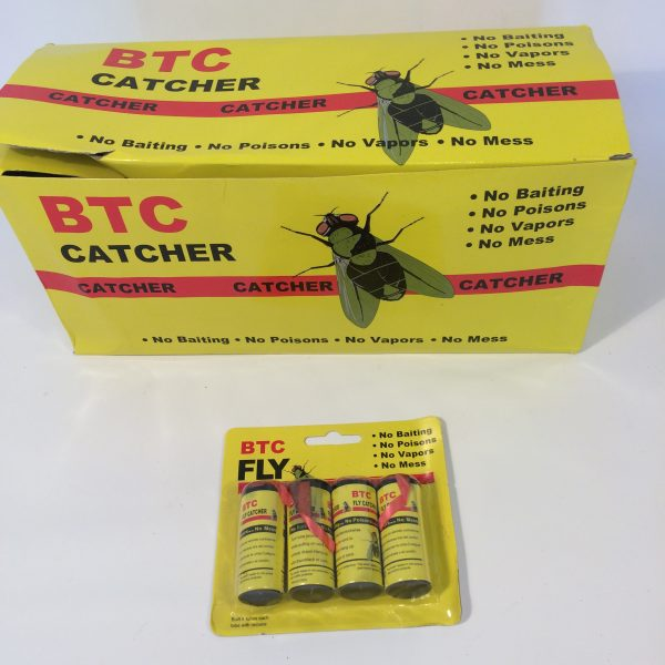 Lep na muchy